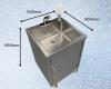 自動手洗い器